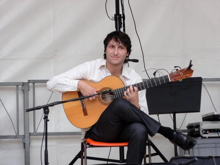 guitare flamenco mariage