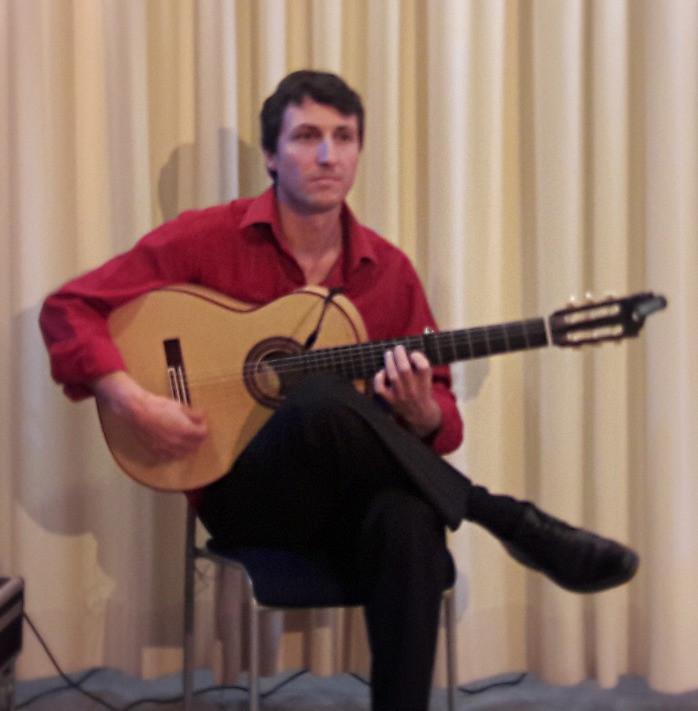 Guillermo Guitare Geneve