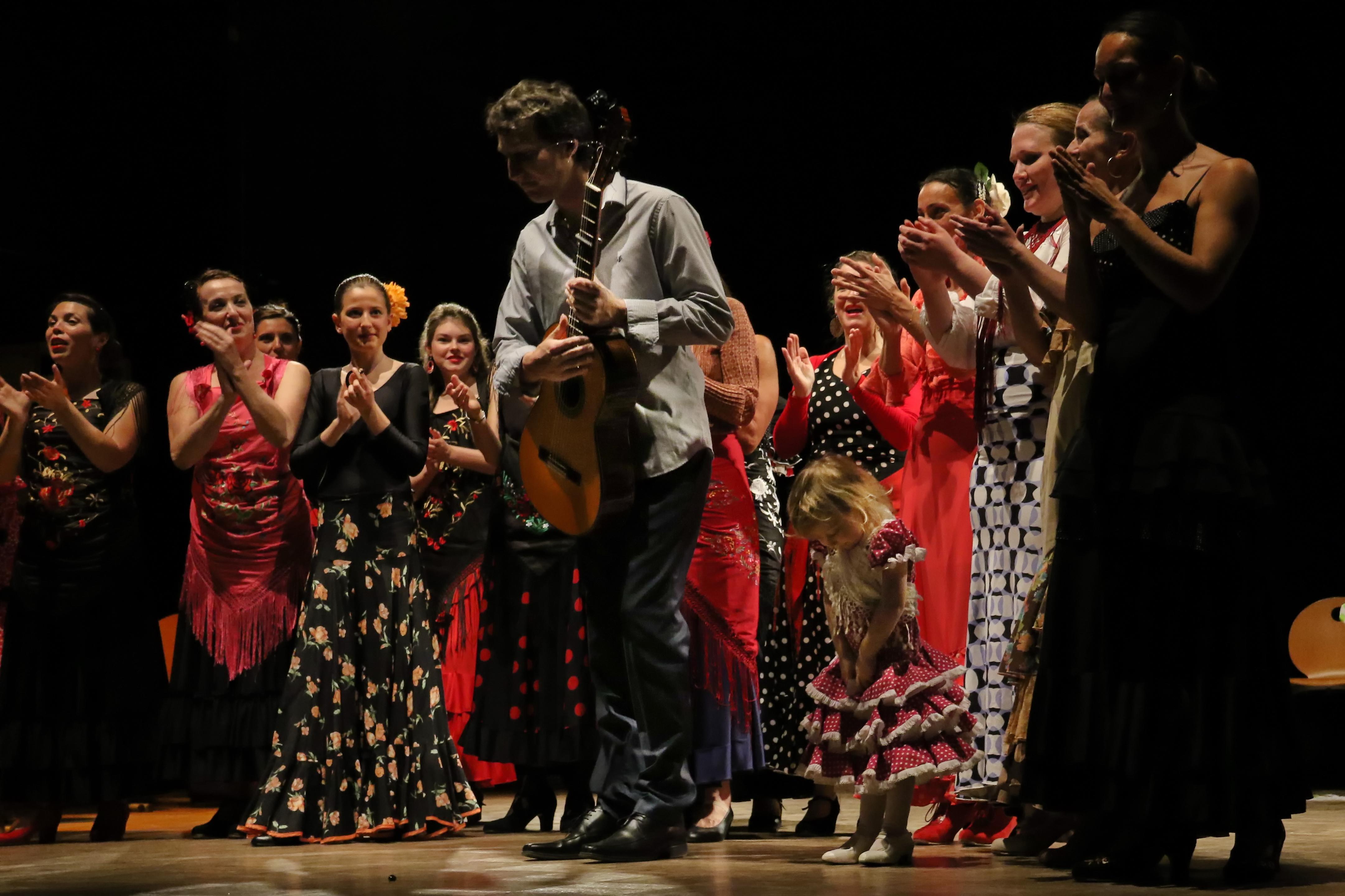 concert flamenco bonneville