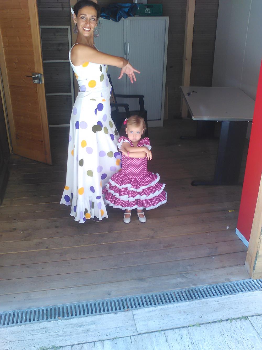 Danseuse flamenco Genève