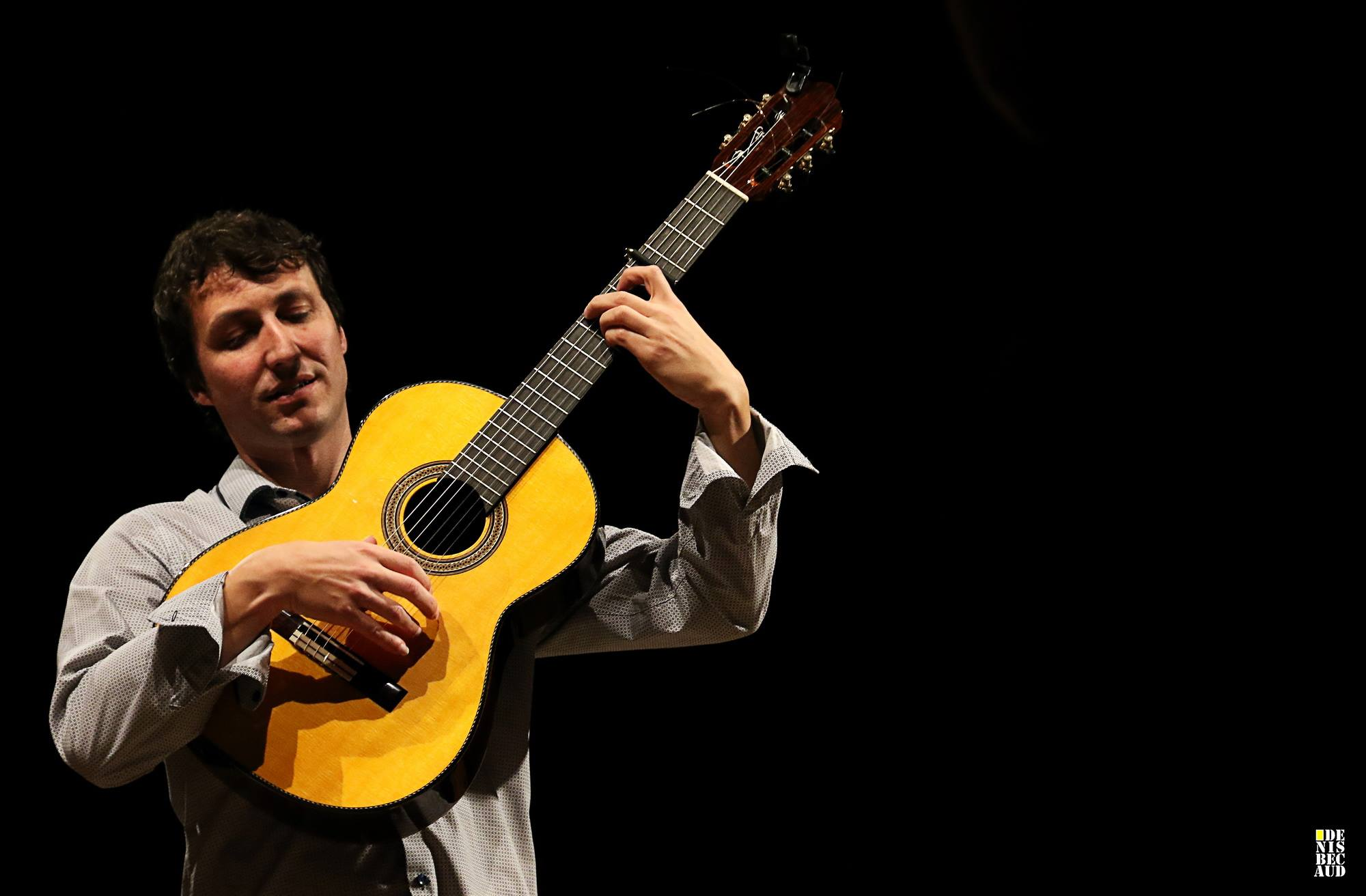 Guitare Flamenca LESTER DEVOE