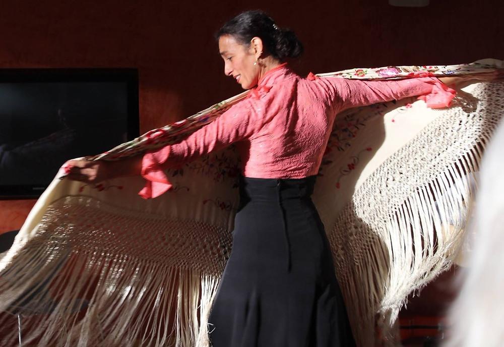 baile flamenco Lausanne