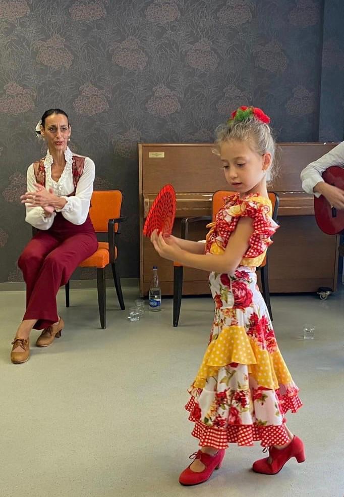Danse Flamenco Annecy Lausanne