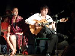Spectacle flamenco Vaud suisse
