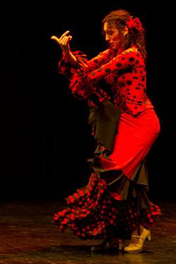 danse le flamenco à Geneve