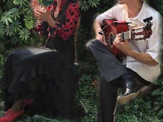 Spectacle Flamenco 2020 GENEVE ( SUISSE )