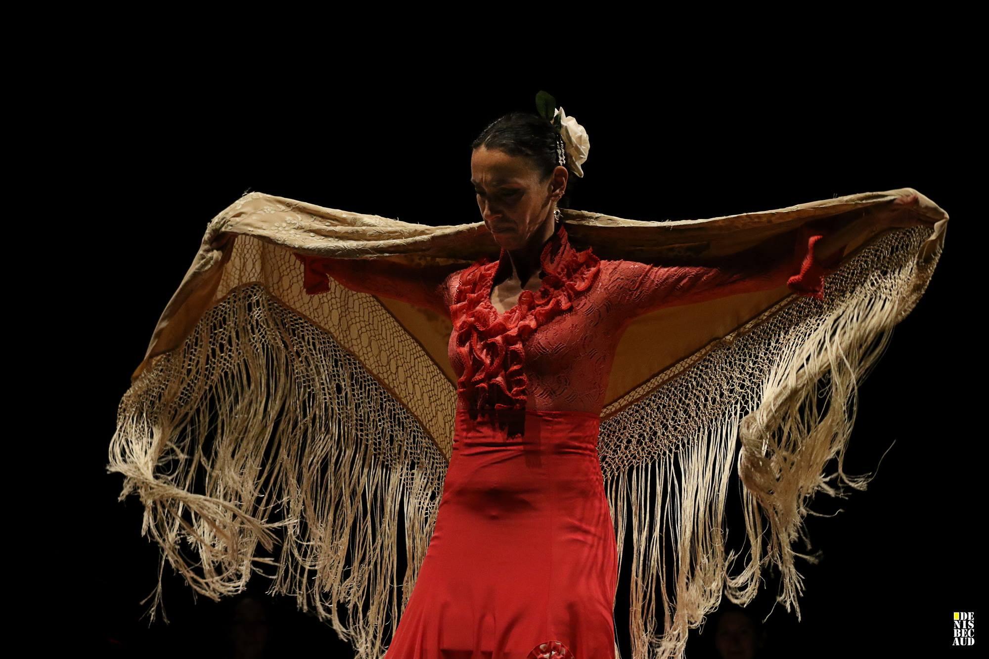Tango flamenco manton suisse