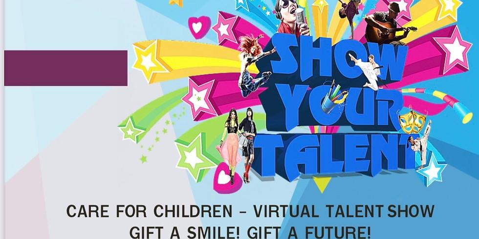 Virtual Talent Showcase