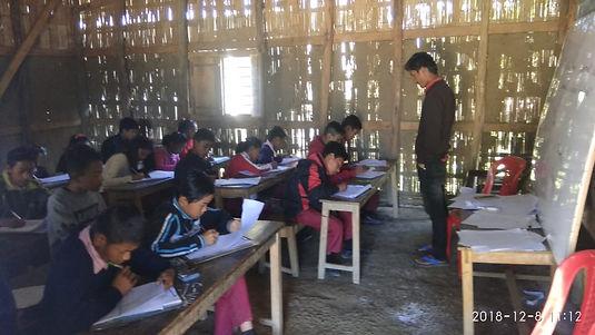 Manipur School Construction