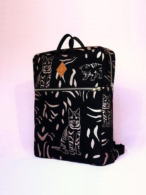 Nisse Copper Backpack