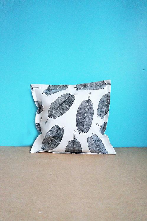 Dagny Cushion Cover - Black