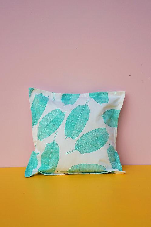 Dagny Cushion Cover - Green