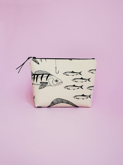 Svante Makeup Bag