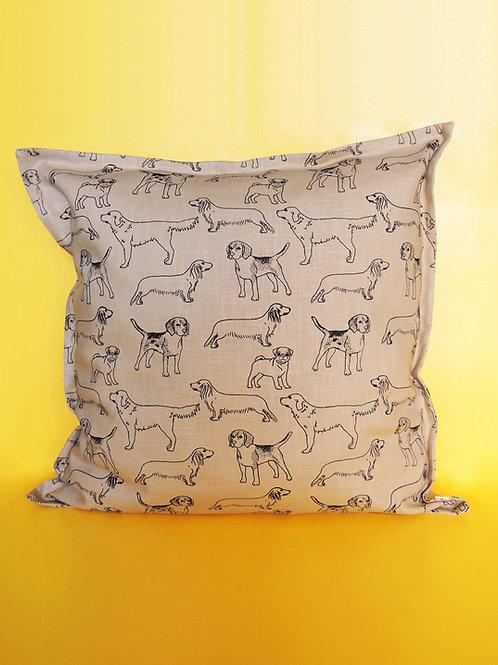 Odin Cushion Cover Linen