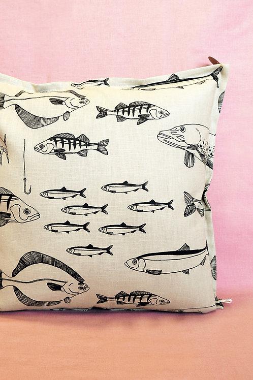 Svante Cushion Cover Linen