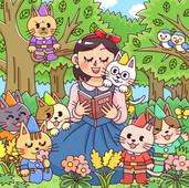 猫と白雪姫