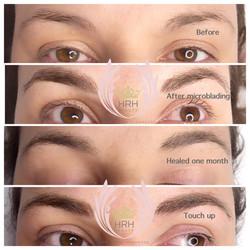 Eyebrow Microblading Toronto