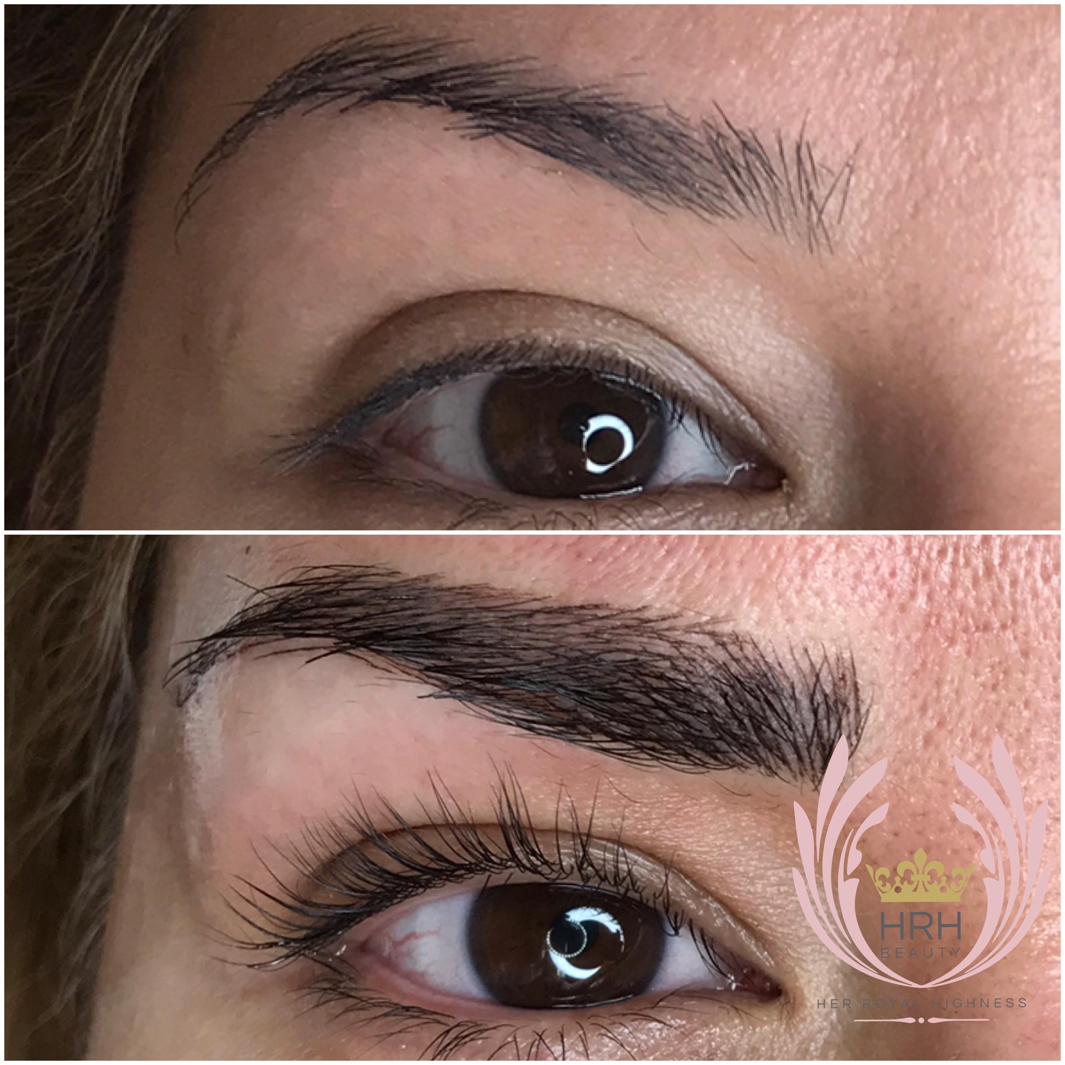 eyelash perm toronto