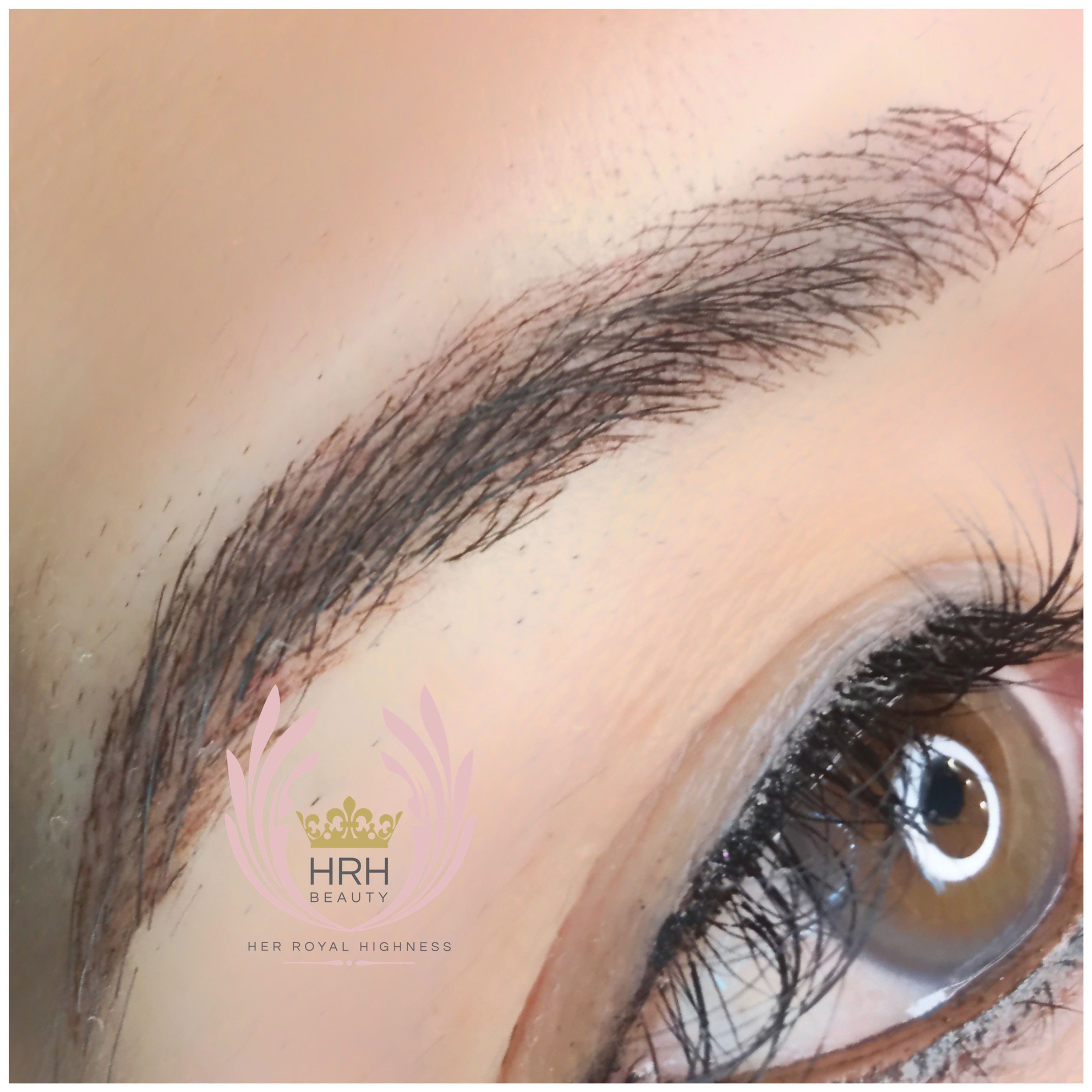 HRH BROWS-ADVANCED FEATHERING