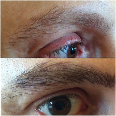 Eyebrow Microblading Eyebrow Tattoo Toronto On Male Eyebrows
