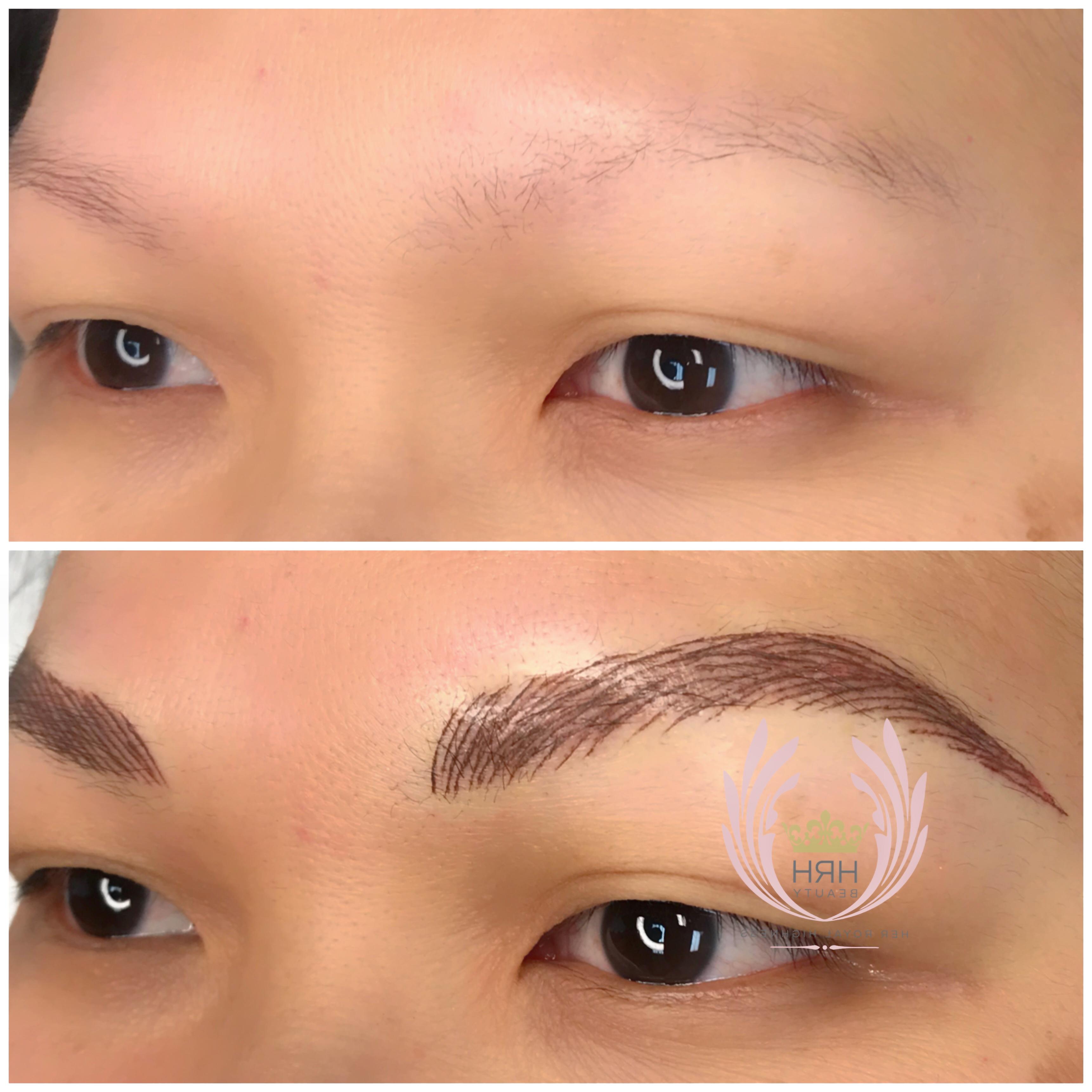 Eyebrow Tattoo Toronto