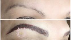3D Eyebrow Tattoo Toronto