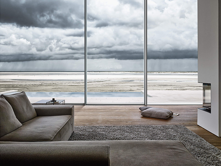 Faour Glass Technologies Now Offers Sky-Frame Hurricane Sliding Glass Doors