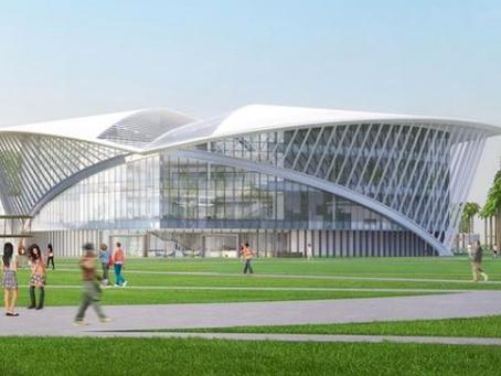 Embry-Riddle Aeronautical University's New Student Union Building