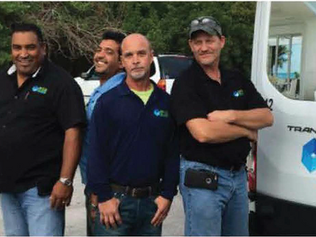 Dressed to Impress at Faour Glass Technologies