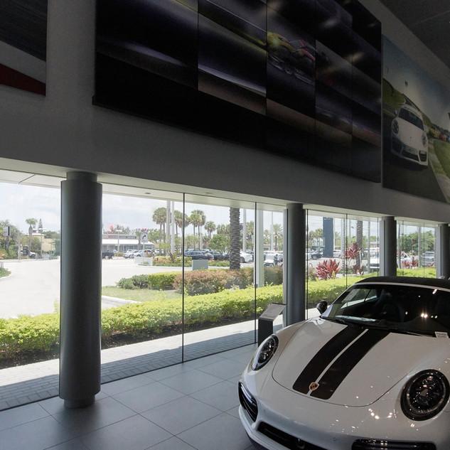Braman Porsche