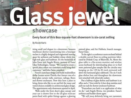 Glass Jewel