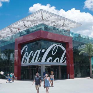 Coke Experience - Disney Springs, FL