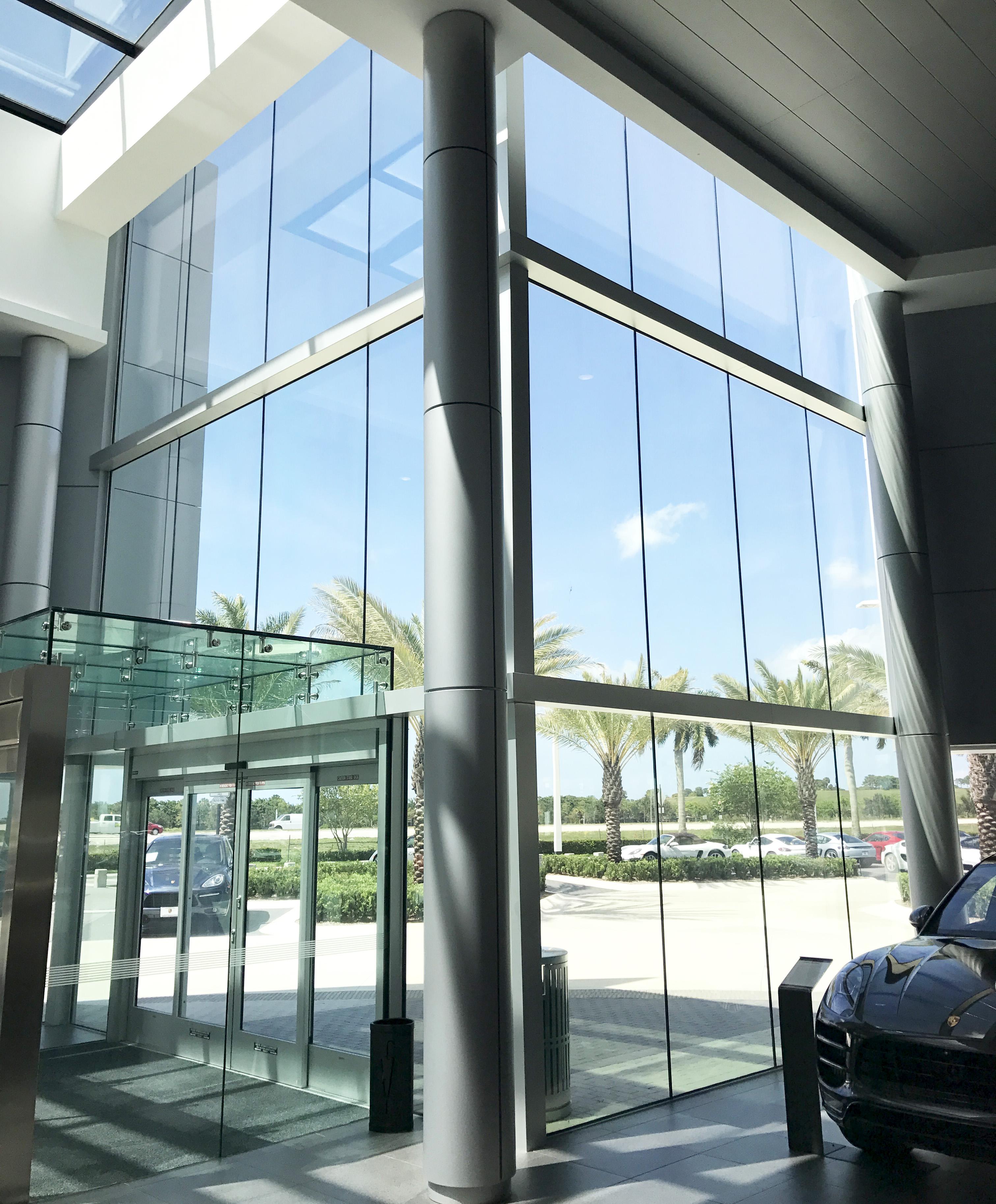 Slimpact Frameless Windows And Doors