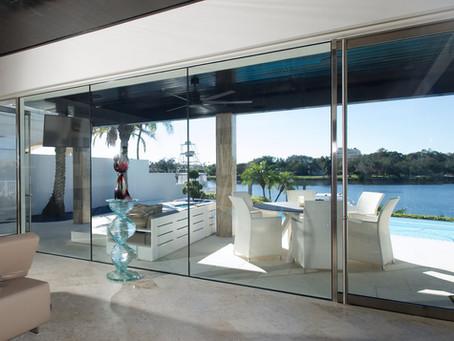 SLIMPACT® Door Exceeds AAMA 920-11 for AW Class Doors