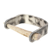 Antler spike bracelet