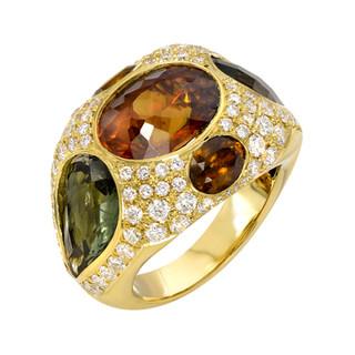 Beverly Hills Shene Ring