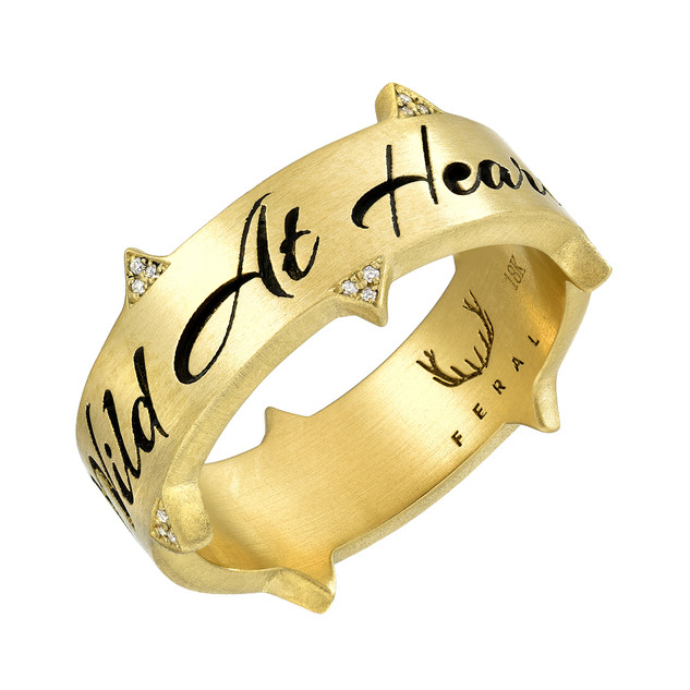 Wild At Heart Ring