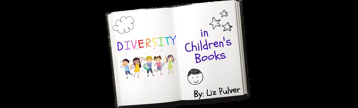 Diverisity In Childrens Books Logo
