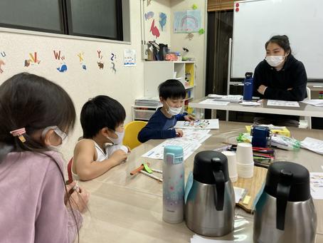 英語 2月16日(火)活動報告