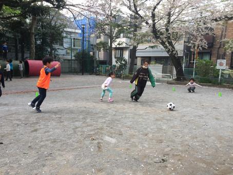ハルクル:文武両道を目指そう!サッカー×学習 報告