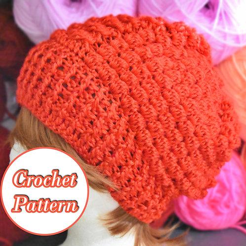 The Infiniti Beanie Crochet Pattern