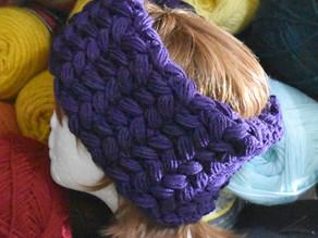 How to Crochet the Braid Stitch