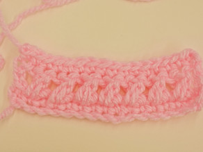 How to Crochet the Criss-Cross (X) Stitch