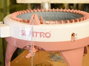 Yarns That Work with the Sentro Knitting Machine