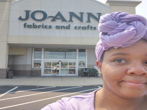 October 5th Joann Haul