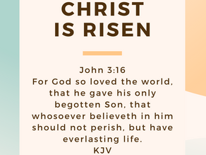 Blessed Easter Everyone!
