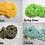 Thumbnail: Handmade Cotton Blend Scrunchies