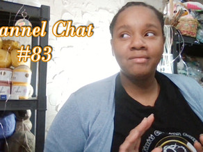 Channel Chat 83: WIP Progress, FO, and a Super Huge Website Update
