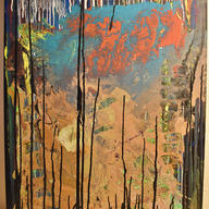 Abstract Expressionism - Creationism