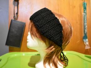 [Free Crochet Pattern] Infinitely Simple Headband